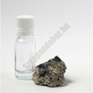 Víztiszta 10 ml-es illóolajos üveg