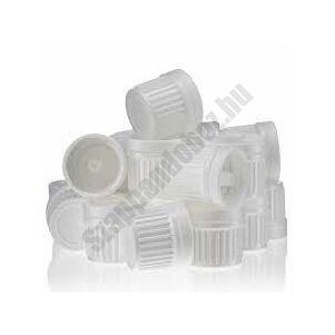 Cseppentőbetétes kupak illóolajos üveghez DIN-18