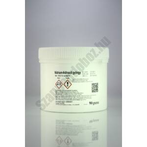 Nátrium-hidroxid pikkely 900 gramm