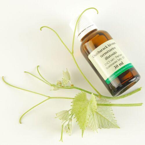 Őszibarack kivonat, természetes illatosító 30 ml