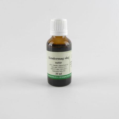 Kendermag olaj 30 ml