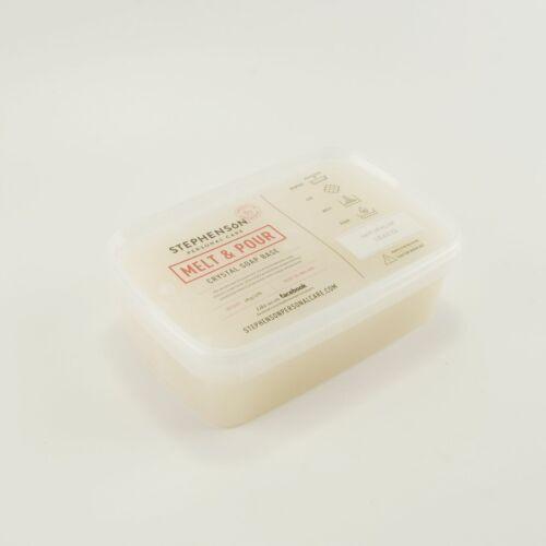 Melt & Pour szappanalap natúr 1 kg