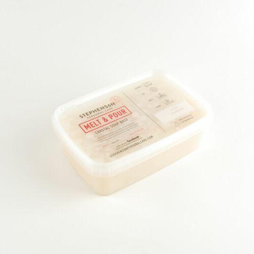 Melt & Pour szappanalap mézes 1 kg