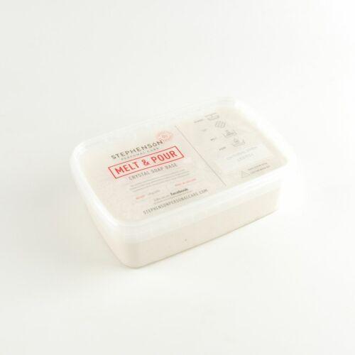 Melt & Pour szappanalap zabos és shea vajas 1 kg