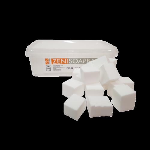 Zeni Pro SLS-mentes szappanalap (fehér) 1 kg