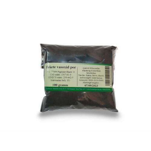Fekete vasoxid por 100 g