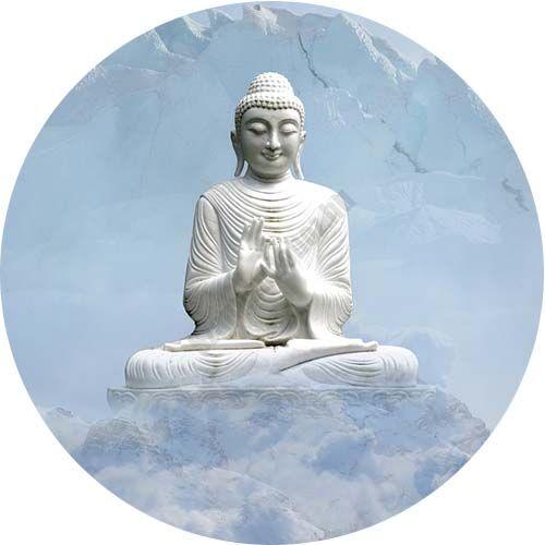Happy Buddha allergén mentes illatolaj