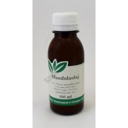 Mandulaolaj